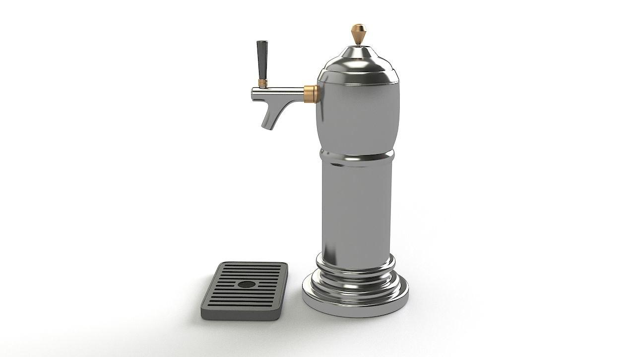 beer tap model