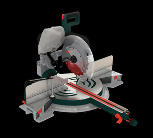 3D table saw