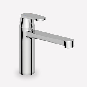 3D model grohe kitchen mixer
