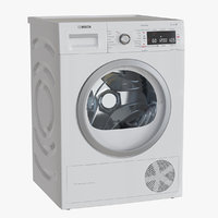 Bosch Dryer Machine WTWH7589SN