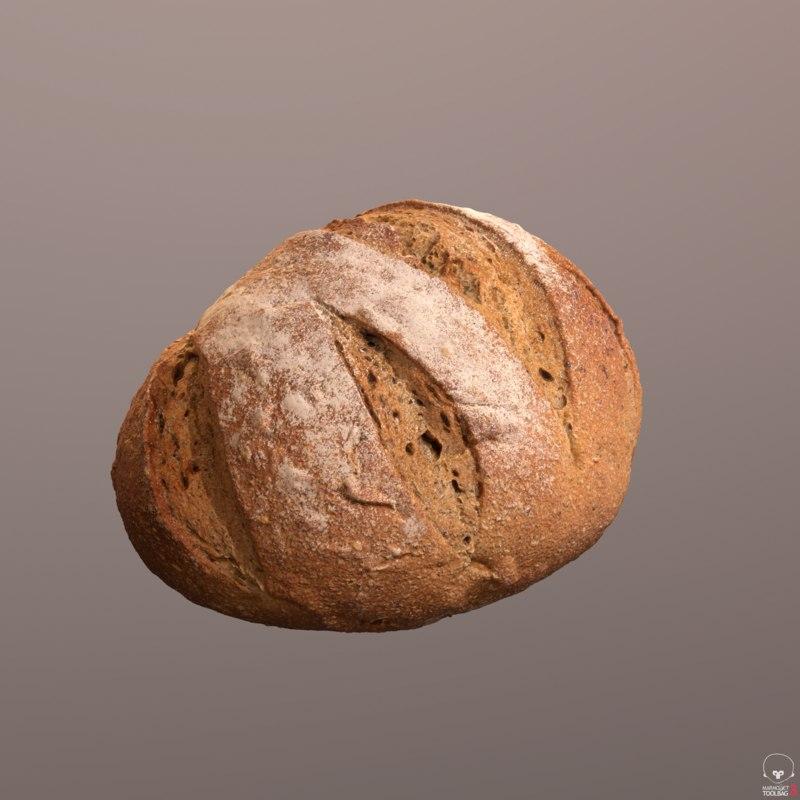 bread model