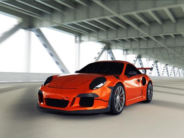 car sports model