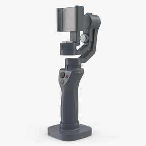 3D stabilizer mobile phone dji model