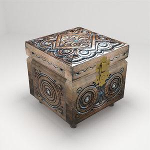 jewelry box 3D