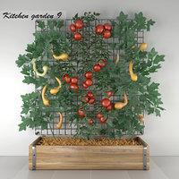 decorative garden 3D model