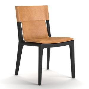chair isadora 3D model
