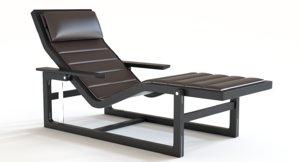 lounge poltrona frau byron model