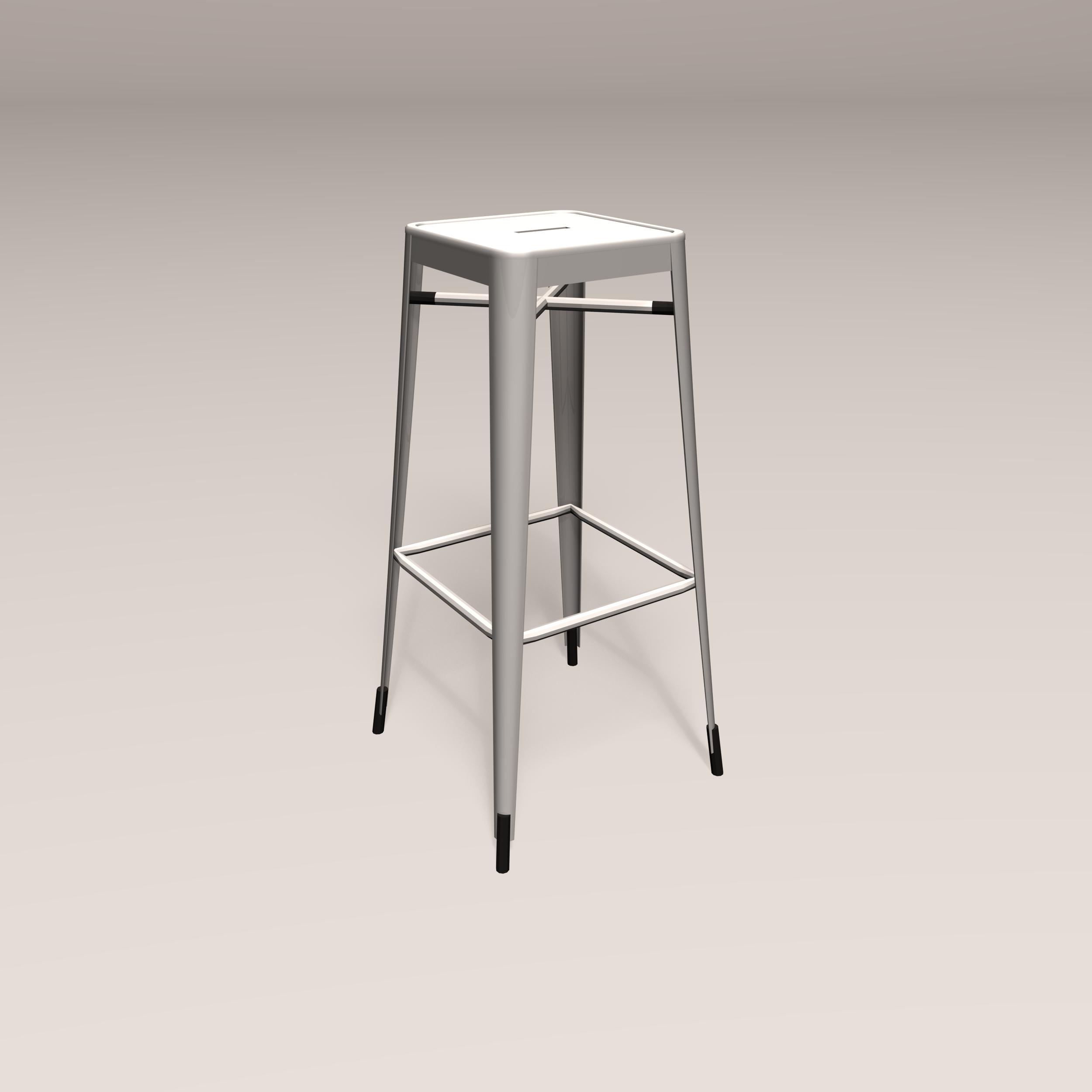 Awesome Tolix Stool Machost Co Dining Chair Design Ideas Machostcouk
