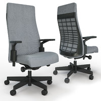 remix office chair 3D