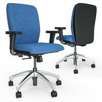 3D ewc pro task chair