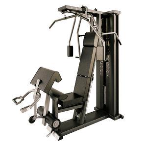 fitness 3D