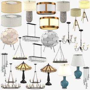 lights design transitional model