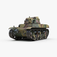 Renault ACG1 Tank