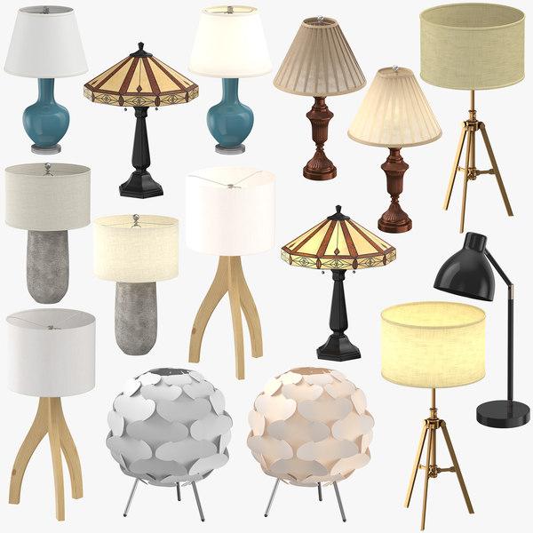 table light model