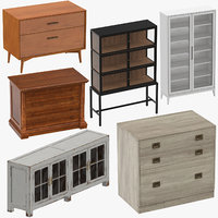 Colección de armarios