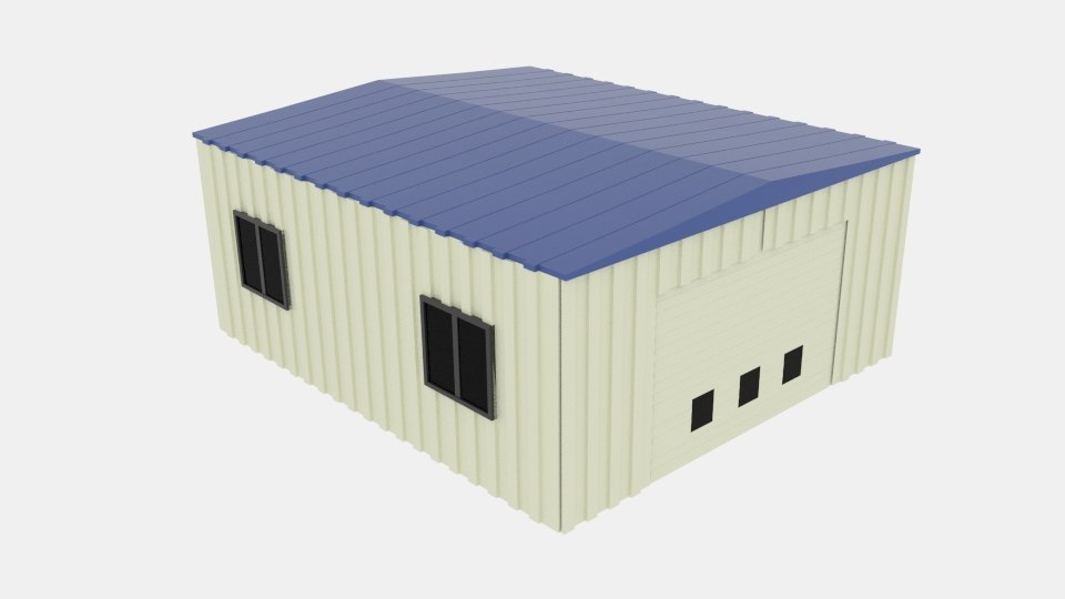 warehouse ware house model