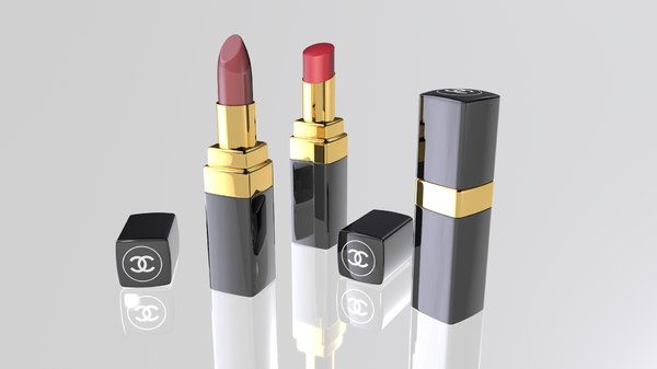 chanel lipstick rouge model