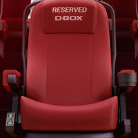 D-Box Cinema Armchair