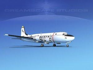 3D propellers douglas r5d