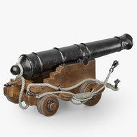 Cannon Pirate Ship