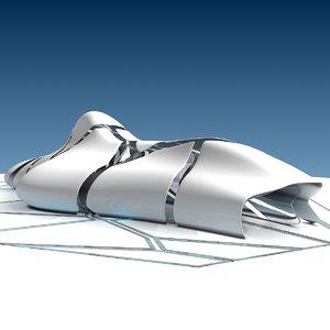 3D future generic building model