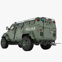 Pit-Bull VX SWAT Truck 03