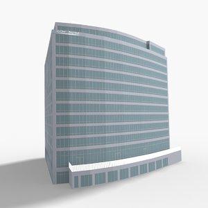 gdf suez 3D model