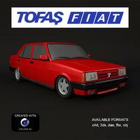 Tofas Fiat Car