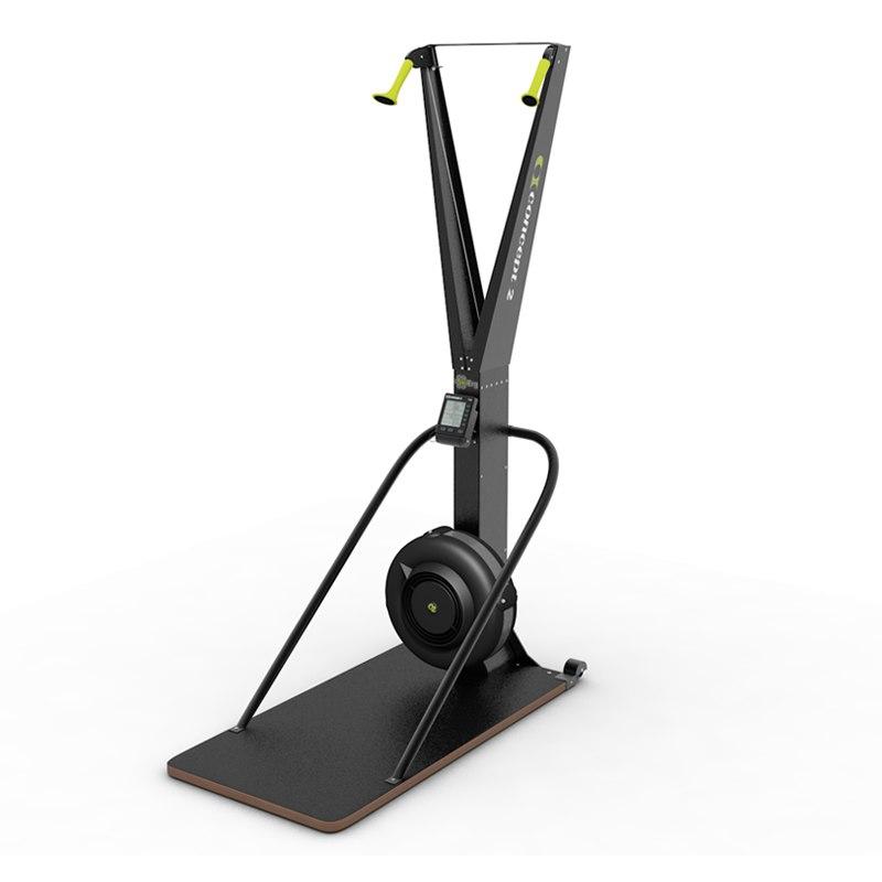 crossfit skierg concept2 3D model