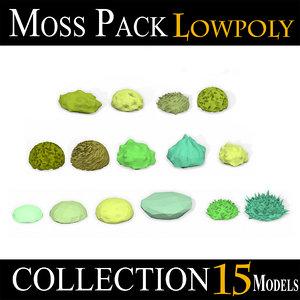 moss pack model