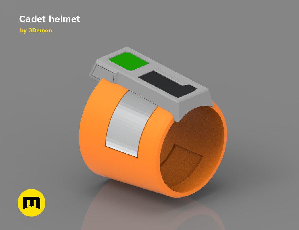 3D watch sabine printed modelling
