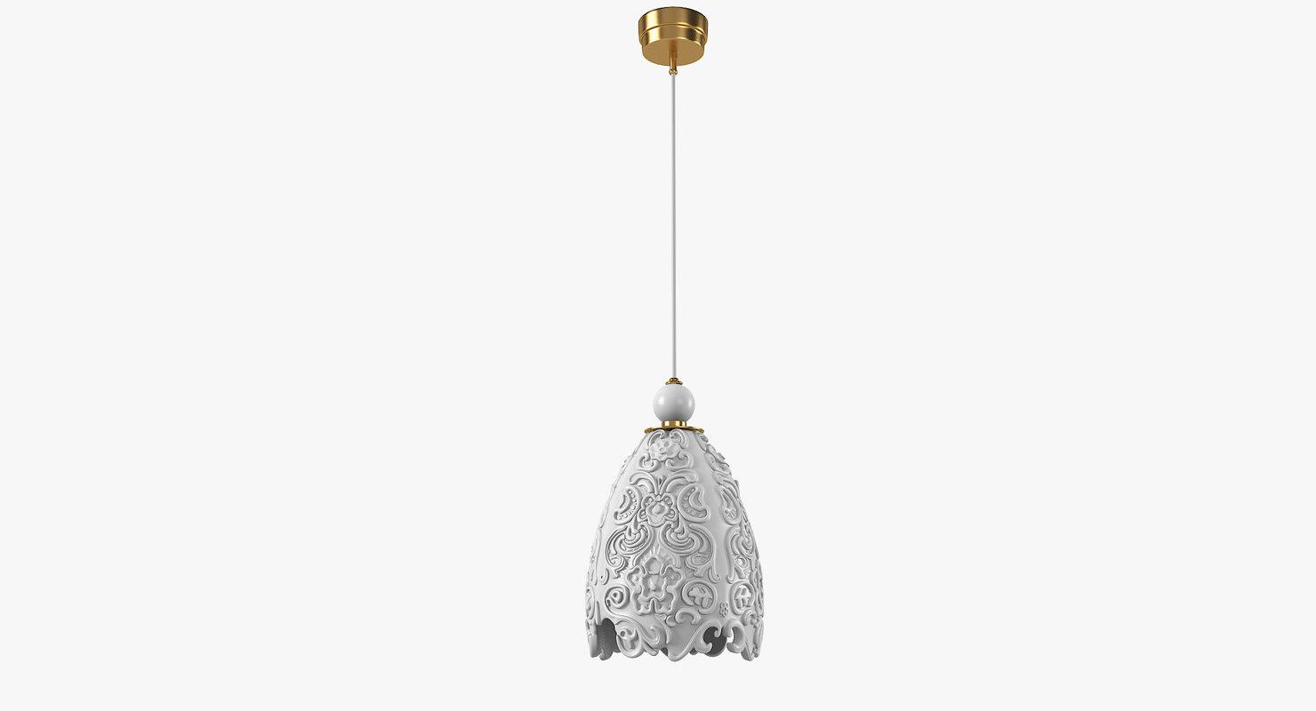 3D granchi studio 7173 chandelier