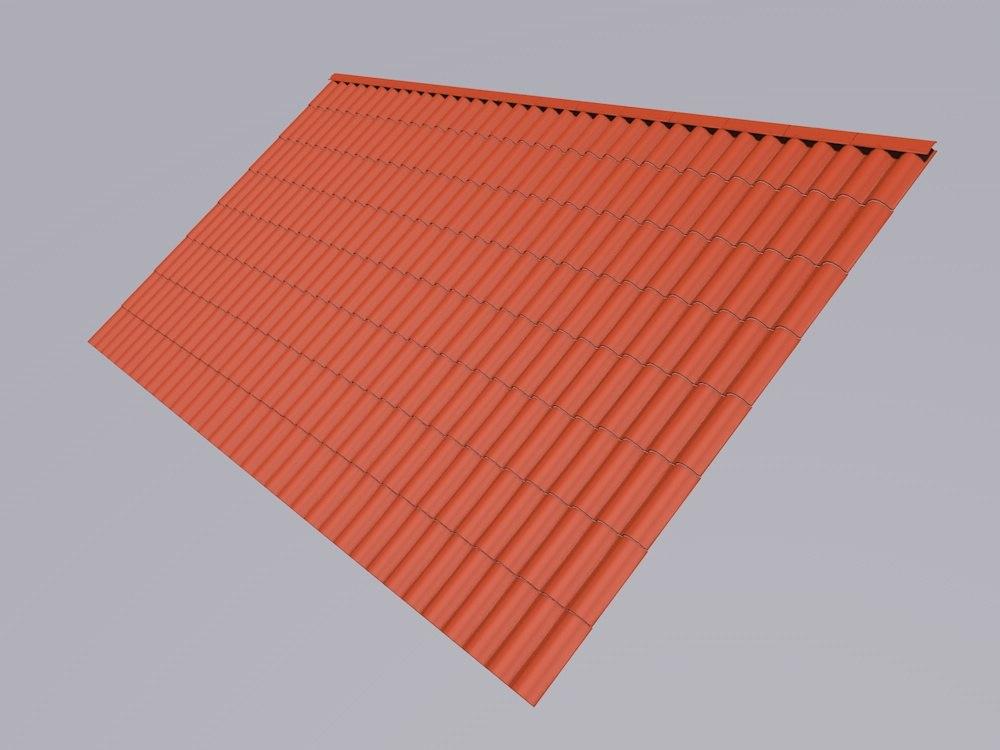 roof model