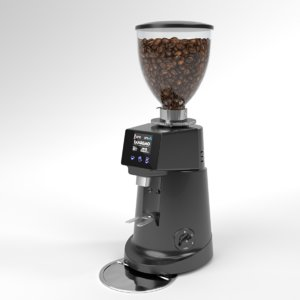 3D model blender sanremo coffee grinder