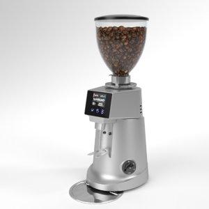 blender sanremo coffee grinder 3D model