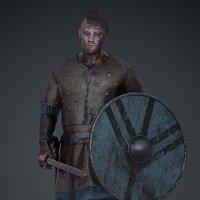 Viking Character PBR