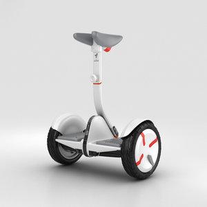 3D ninebot segway minipro