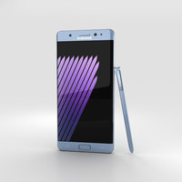 samsung galaxy note 3D