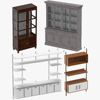 Shelving Systems Collection