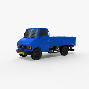 truck 407 3D model