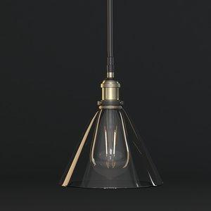 axes pendant light 2 model