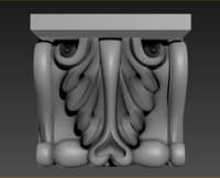 3D decoration