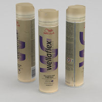 cosmetics hairspray 3D model