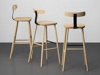 t3 bar stool model