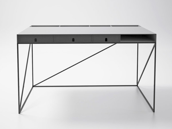 3D caro writing table