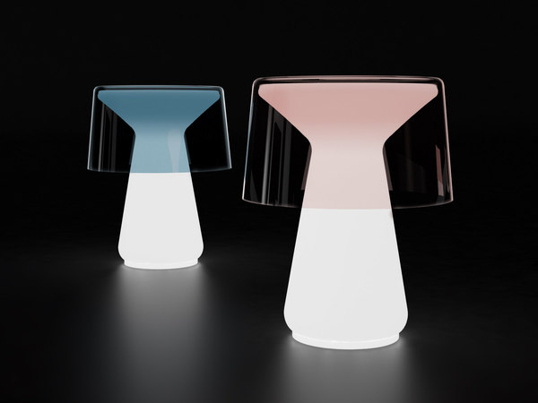nelly table lamp 3D model