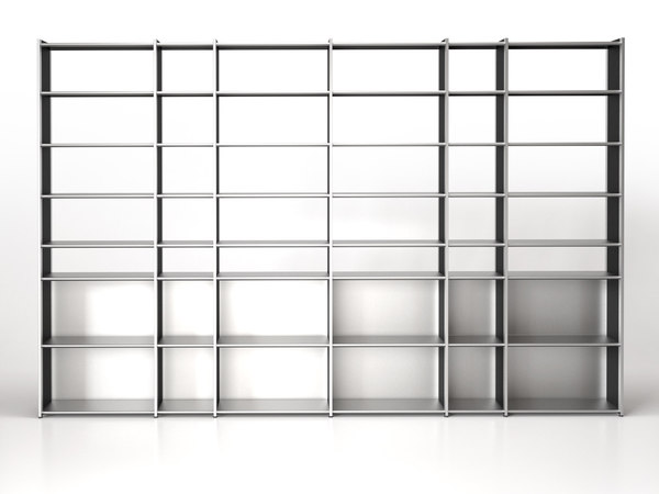 3D radar r13 shelving