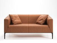 ds-161 23 sofa 3D model