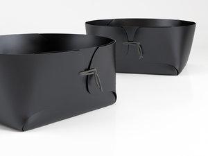 sacot basket 3D model