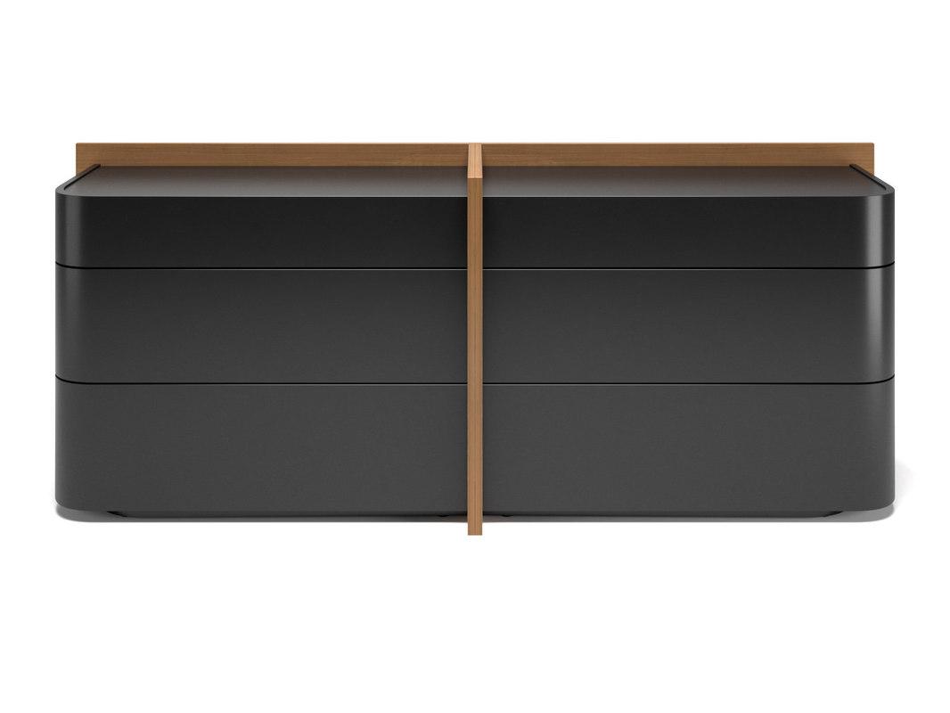 3D entreves sideboard bedside table model